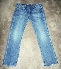 LUCKY YOU WOMEN'S JEANS SIZE 31 REGULAR INSEAM STYLE: 7WP1040 BY GENE MONTESANO