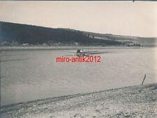 Foto, Blick auf ein Wasserflugzeug (Q) 538