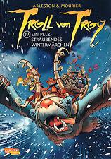 Troll von Troy Nr. 19 - Ein Pelzsträubendes Wintermärchen