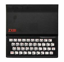 Fully Refurbished Sinclair ZX81 with composite video - 1 Year Warranty