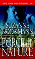 Force of Nature (Troubleshooters, Book 11), Brockmann, Suzanne, Paperback Book