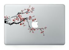 winter blossom Revenge vinyl decal, sticker for Apple Macbook Pro Mac 13inch