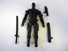 GI JOE SNAKE EYES Valor vs Venom Action Figure COMPLETE 3 3/4 C9+ v24 2005