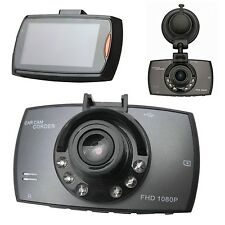 "2.5"" HD 1080P In Car DVR Vehicle Camera Dash Cam Recorder G-Sensor Night Vision"