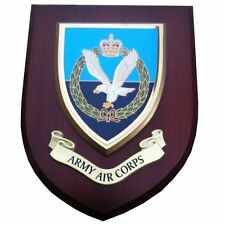 AAC Army Air Corps Military Shield Wall Plaque