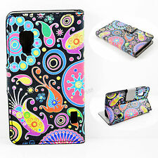 Synthetic Leather Flip Stand Wallet Case Cover For LG Optimus L5 II Dual E455
