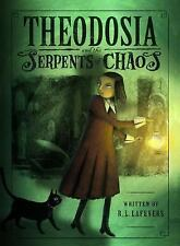Theodosia and the Serpents of Chaos-ExLibrary