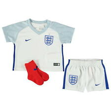 Nike England Home Mini Kit 2016 Baby  size 6-9 MONTHS  ref C587 *