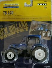 ERTL NEW HOLLAND t8.420 Trattore a due ruote scala 1/64