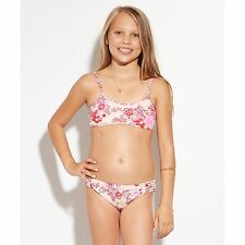 2016 NWT YOUTH GIRLS BILLABONG BAHAMA MAMA ATHLETIC BRA SWIMWEAR $50 SIZE 4