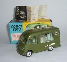 Corgi Toys Nº 359, cocina de campo del ejército, - Excelente.