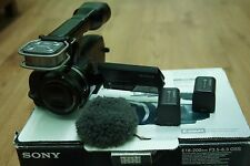 Sony NEX-VG10E Camcorder with lens 16-50