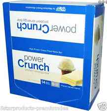 NEW BRNG POWER CRUNCH PROTEIN ENERGY BAR MUSCLE REPAIR GROWTH IMMUNE RESPONSE