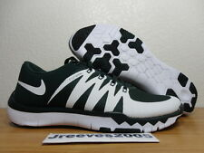 Nike Free Trainer 5.0 V6 Amp MICHIGAN STATE SPARTANS Sz 8.5  (723939 300) M