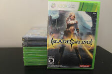 Blades of Time  (Xbox 360, 2012) *New/Factory Sealed