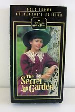 The Secret Garden (VHS, 1993) Hallmark Hall of Fame Gold Crown Movie, Video