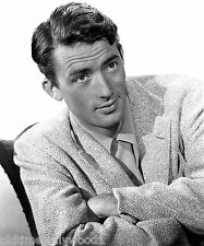 GREGORY PECK 8x10 PHOTO
