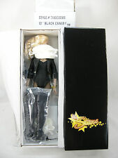 "13"" BLACK CANARY TONNER DOLL DC STARS COMICS GREEN ARROW JUSTICE LEAGUE NRFB"