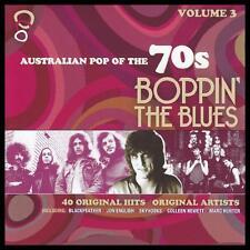 70's (2CD) ROSS RYAN~SHERBET~HUSH~SPECTRUM~STARS~COUNTRY RADIO~TED MULRY + *NEW*