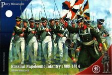 Perry - Russian napoleonic infantry 1809-1814 - 28mm