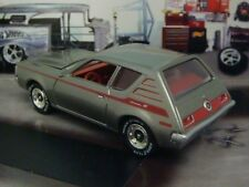 1972 AMC American Motors Corp V-8 Gremlin X Muscle Car 1/64 Scale Limited Edit V