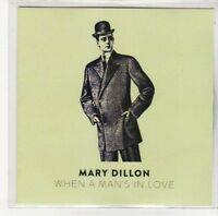 (DL561) Mary Dillon, When A Man's In Love - 2013 DJ CD