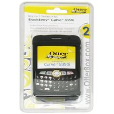 Otterbox Black Impact Skin Case for BlackBerry 8350i