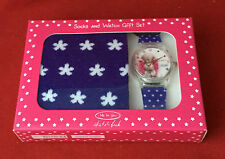 ME TO YOU BEAR TATTY TEDDY WATCH & SOCKS IN BOX GIFT SET