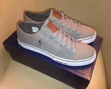 Mens Ralph Lauren Trainer Shoes  Cantor Leather Brand New In Box RRP £85 Size 10