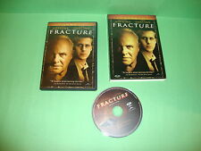 Fracture (DVD, 2007)