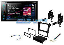 "NEW 6.2"" TOUCHSCREEN PIONEER CAR STEREO RADIO WITH INSTALLATION KIT & HARNESS"