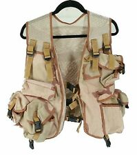 Kuwaiti Army Tri-Color Desert Camo Assault Vest
