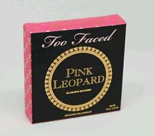 TOO FACED Pink Leopard Blushing Bronzer ~ NEW IN BOX!!