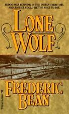 Lone Wolf by Frederic Bean (1997, Paperback)