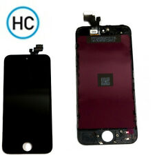 iPhone 5 5G Black Front LCD Glass Digitizer Screen  (Non-OEM)  Replacement USA
