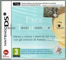 FACE TRAINING - NINTENDO DS - NUOVO! - TUTTO ITA -  Idea Regalo!