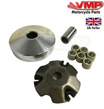 Drive Belt Variator Pulley Roller Set 139QMA 139QMB for Sym Symply II 50 4T