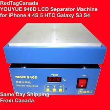 YOUYUE 946D LCD Separator Machine for iPhone 4 4S 5 HTC Galaxy S3 S4 - 110 Volt