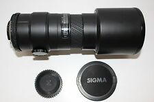 Sigma APO 400mm f5.6 AF Lens For Nikon *Need Cleaning or Repair*