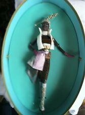 Coco Barbie Doll Chapeaux Collection Byron Lars Designer AA African American