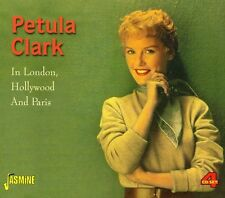 In London Hollywood & Paris - Petula Clark (2011, CD NIEUW)4 DISC SET