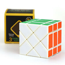 Yongjun Square King Fisher Magic Cube Speed Puzzle Twist Smooth Kids Toy Gift