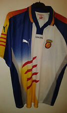 CATALUNYA Catalonia L 9/10 Football Shirt Camiseta Futbol