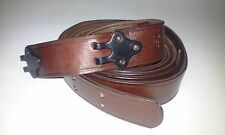M1907 Sling Dated 1942 Dark Leather