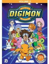 Digimon: Digital Monsters - The Offical First Season, V (2013, REGION 1 DVD New)