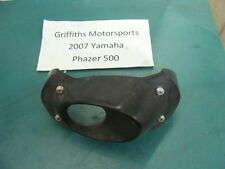 07 Yamaha Phazer FX mt-x? 500 08 09? EXHAUST OUTLET TRIM COVER TAIL MUFFLER PIPE