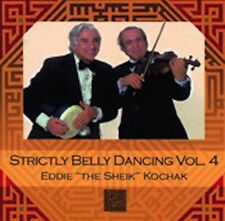"Strictly Belly Dancing Vol. 4 -Eddie ""The Sheik"" Kochak - Drum Solo Tabla World"