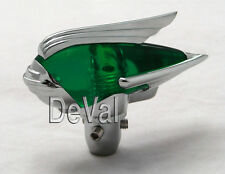 Green Antenna Topper Top Art Deco Vintage Fender Guide Retro Style Hot Rod Chevy