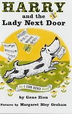 Harry and the Lady Next Door,by Gene Zion,Harper & Row ?1960 No ISBN,Bloy Graham