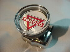 CONOCO STEERING WHEEL SUICIDE SPINNER BRODIE KNOB HOT ROD CLASSIC
